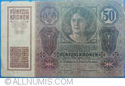 Image #1 of 50 Kronen 1914 (2. I.)