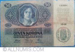 Image #2 of 50 Kronen 1914 (2. I.)