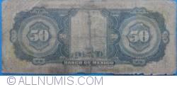 Image #2 of 50 Pesos 1972 (29. XII.) - Serie BQL
