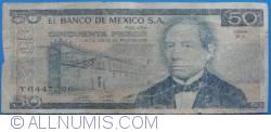 Image #1 of 50 Pesos 1981 (27. I.) - Serie KK