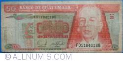 Image #1 of 50 Quetzales 2006 (15. XI.)