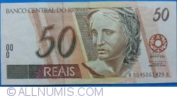 Image #1 of 50 Reais ND(1994-)