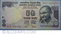 Image #1 of 50 Rupees 2012