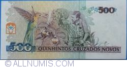 Image #2 of 500 Cruzeiros ND(1990)