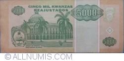 Imaginea #2 a 5 000 Kwanzas Reajustados1995 (1. V.)