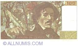 Image #2 of 100 Francs 1982