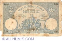 20 Lei 1903 (6. III.)