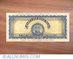 1 Pound 1956