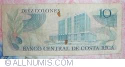 10 Colones 1985 (2. X.)
