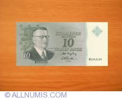 Imaginea #1 a 10 Markkaa 1963