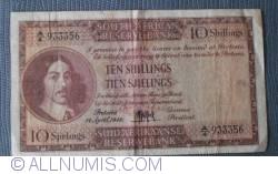 10 Shillings 1948 (10. IV.)