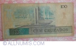 Image #2 of 100 Cruzados ND (1987)