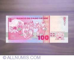 Imaginea #2 a 100 Escudos 1989