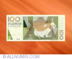 Image #1 of 100 Florin 2003