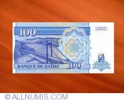 Image #2 of 100 Nouveaux Zaires 1994