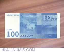 100 Som 2009