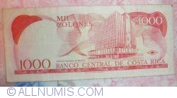 1000 Colones 2005 (14. IX.)
