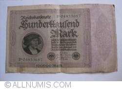Image #1 of 100.000 Mark 1923