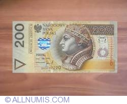 Image #1 of 200 Zlotych 1994