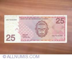 25 Gulden 1998