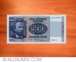 Imaginea #1 a 500 Kroner 1994