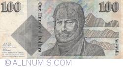 100 Dollars ND (1992)