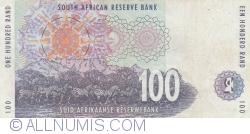 Imaginea #2 a 100 Rand ND (1999)
