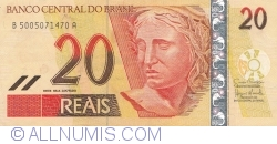 Image #1 of 20 Reais ND (2002)