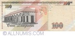 100 Lempiras 2000 (14.XII.)
