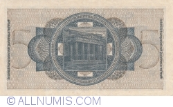 Image #2 of 5 Reichsmark ND (1940-1945)