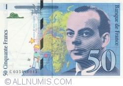 Image #1 of 50 Francs 1997