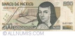 Image #1 of 200 Pesos 1998 (17. III.)