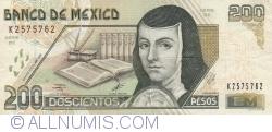 Image #1 of 200 Pesos 1999 (23. IV.)