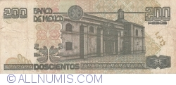 Image #2 of 200 Pesos 2000 (18. X.) - Serie BV