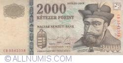 Imaginea #1 a 2000 Forint 1998
