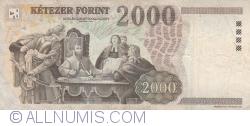 Imaginea #2 a 2000 Forint 1998