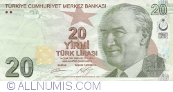 Image #1 of 20 Lira 2009 (2012)