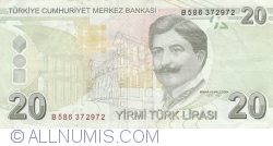 Image #2 of 20 Lira 2009 (2012)