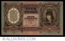 Imaginea #1 a 1000 Pengo 1943 (24 Februarie)