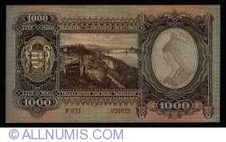Imaginea #2 a 1000 Pengo 1943 (24 Februarie)