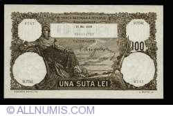 100 Lei 1932 (13. V.)