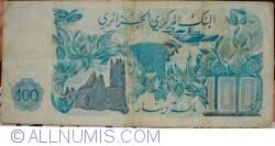 Image #2 of 100 Dinars 1981 (01. XI.)