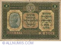 Image #1 of 2 Lira 1918