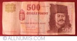 Imaginea #1 a 500 Forint 2011