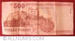 Imaginea #2 a 500 Forint 2011