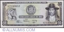 Image #1 of 50 Soles de Oro 1977 (15. XII.)