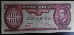 Imaginea #1 a 100 Forint 1949 (24. X.)