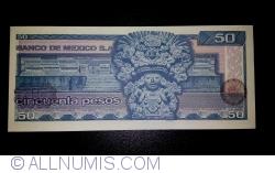 50 Pesos 1981 (27. I.) - Serie KF