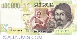 Image #1 of 100,000 Lire 1994 (6. V.)