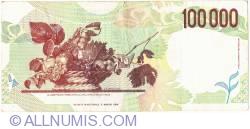 Image #2 of 100,000 Lire 1994 (6. V.)